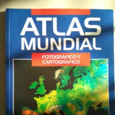 Libros: ATLAS MUNDIAL. Lote 219728777