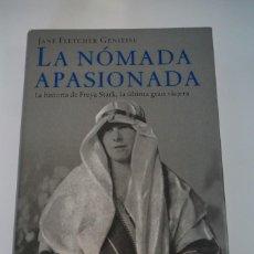 Libros: LA NÓMADA APASIONADA. JANE FLETCHER GENIESSE. Lote 224820062