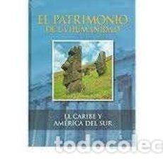 Libros: EL PATRIMONIO DE LA HUMANIDAD. Lote 225314103