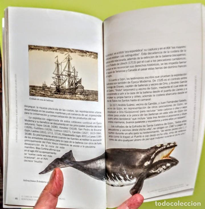Libros: EL CABO TORRES Y EL PUERTO DE EL MUSEL.25 siglos de historia.71 páginas. 22 x 12 cm - Foto 2 - 233293045
