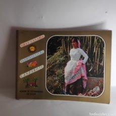 Libros: GRAN CANARIA, FUERTEVENTURA, LANZAROTE. ÁLBUM VER FOTOGRAFÍAS EN COLOR. Lote 233692150
