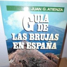 Libros: GUIA DE LAS BRUJAS EN ESÑAÑA. Lote 235900570