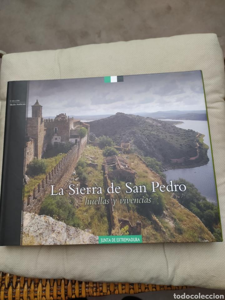 SIERRA DE SAN PEDRO (Libros Nuevos - Humanidades - Geografía)