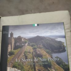 Libros: SIERRA DE SAN PEDRO. Lote 241019510