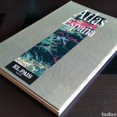 """Libros: ATLAS DE ESPAÑA (1992); """" EL PAIS """"; EDITORIAL AGUILAR. SIN ENCUADERNAR. COMPLETO.. Lote 245015290"""