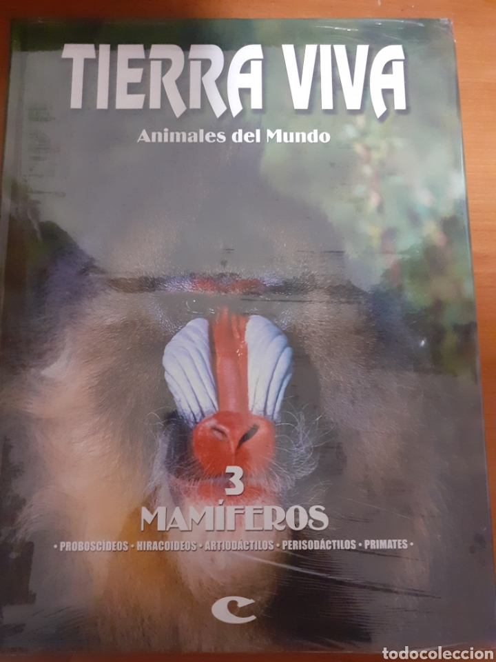 LIBRO TIERRA VIVA MAMIFERO3 (Libros Nuevos - Humanidades - Geografía)