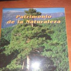 Libros: PATRIMONIO DE LA NATURALEZA BOSQUES. Lote 245200305