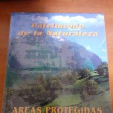 Libros: AREAS PROTEGIDAS 2. Lote 245202800