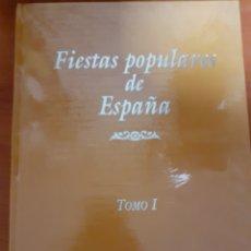 Libros: 2 LIBROS FIESTAS DE ESPAÑA. Lote 248570525
