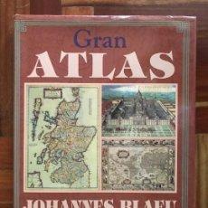 Libros: GRAN ATLAS JOHANNES BLAEU SIGLO XVII.. Lote 251882440