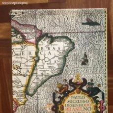 Libros: O DESENHO DO BRASIL NO TEATRO DO MUNDO, 2012. PAULO MICELI. Lote 252036780