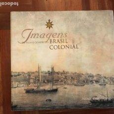 Libros: IMAGENS DE VILAS E CIDADES DO BRASIL COLONIAL, 2000. N. GOULART REIS. Lote 252051315