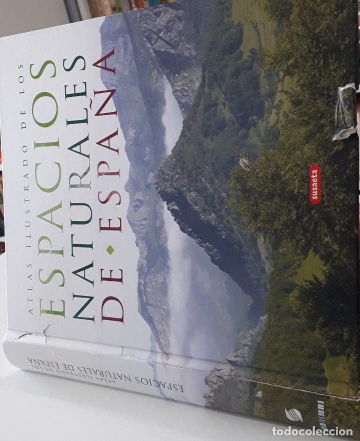 Libros: ESPACIOS NATURALES DE ESPAÑA - Foto 4 - 254346615