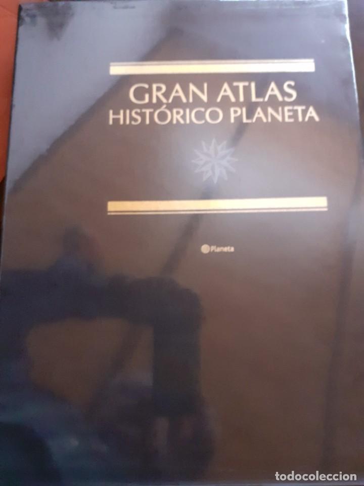 Libros: Atlas de editorial Planeta - Foto 3 - 210549206
