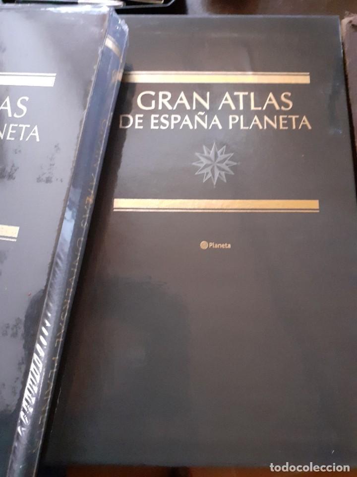 Libros: Atlas de editorial Planeta - Foto 5 - 210549206