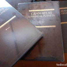 Libros: ATLAS DE EDITORIAL PLANETA. Lote 210549206
