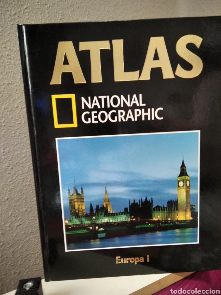 Libros: 3: impecables libros , Atlas Europa Atlas Histórico - Foto 2 - 256155130