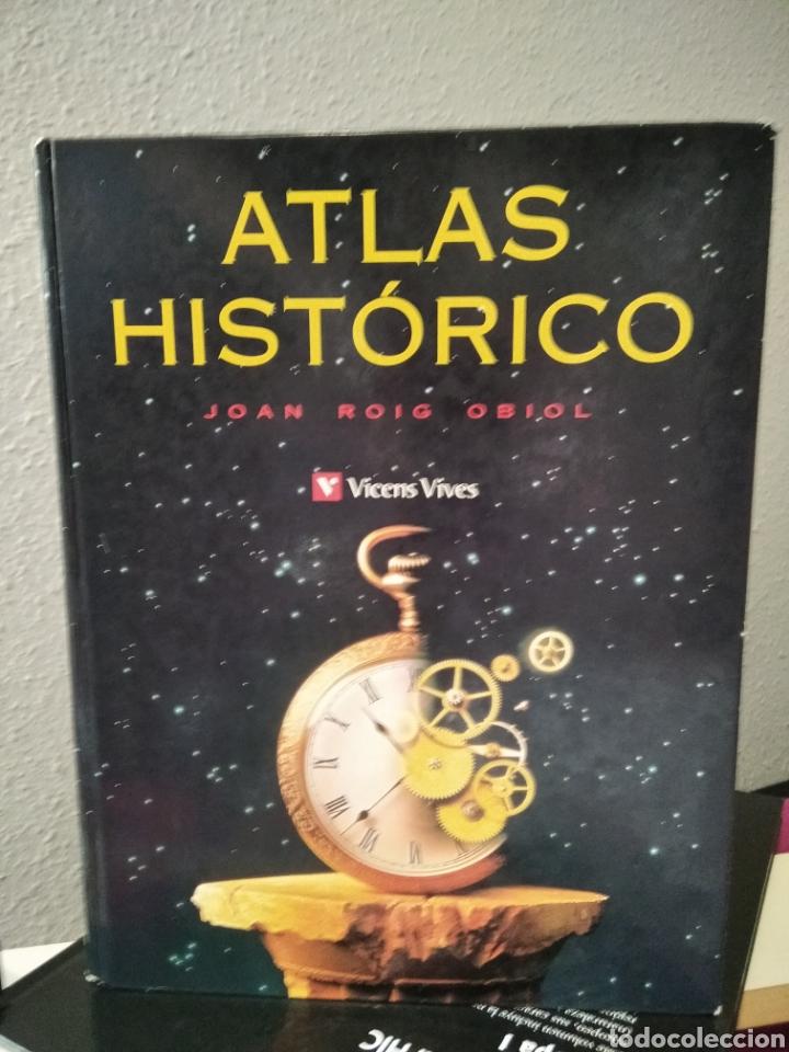 Libros: 3: impecables libros , Atlas Europa Atlas Histórico - Foto 5 - 256155130