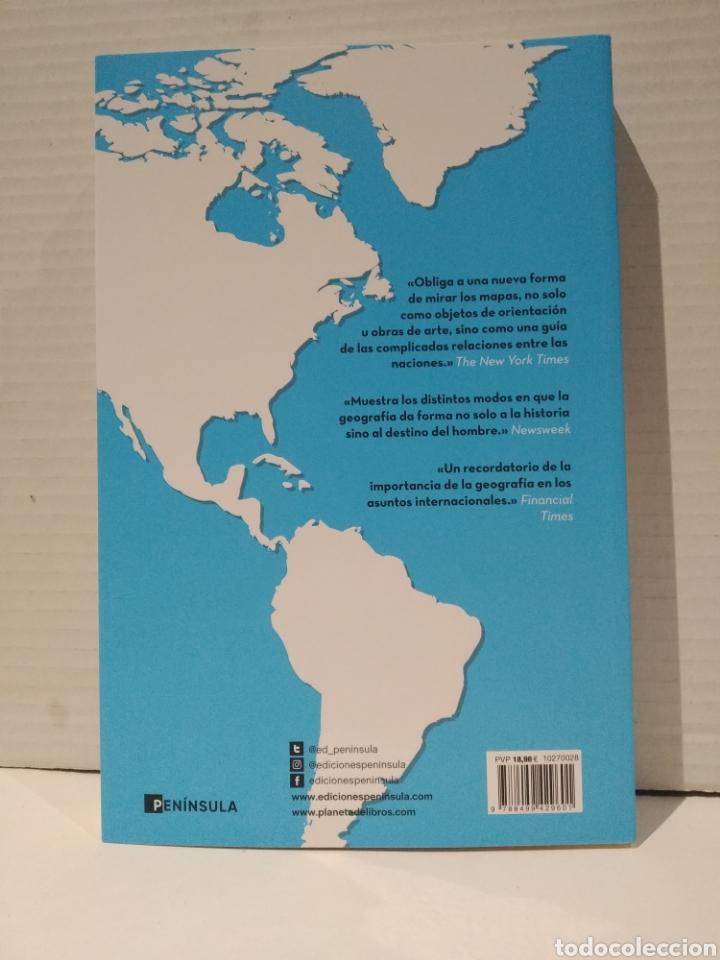 Libros: PRISIONEROS DE LA GEOGRAFIA: TODO LO QUE HAY QUE SABER DE POLITICA MUNDIAL A TRAVES DE DIEZ MAPAS - Foto 2 - 258067815