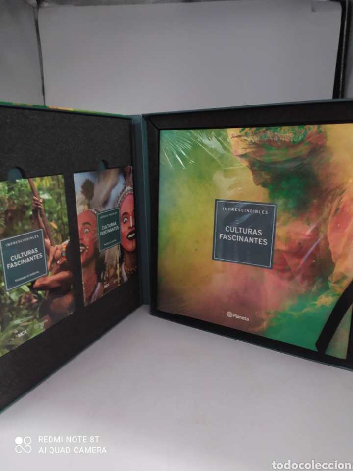 Libros: Imprecindibles Culturas fascinantes. Libro+2Dvs - Foto 2 - 258991675
