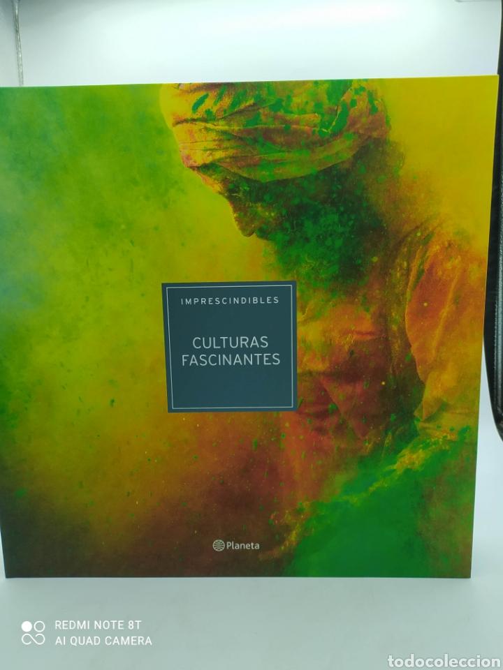 IMPRECINDIBLES CULTURAS FASCINANTES. LIBRO+2DVS (Libros Nuevos - Humanidades - Geografía)