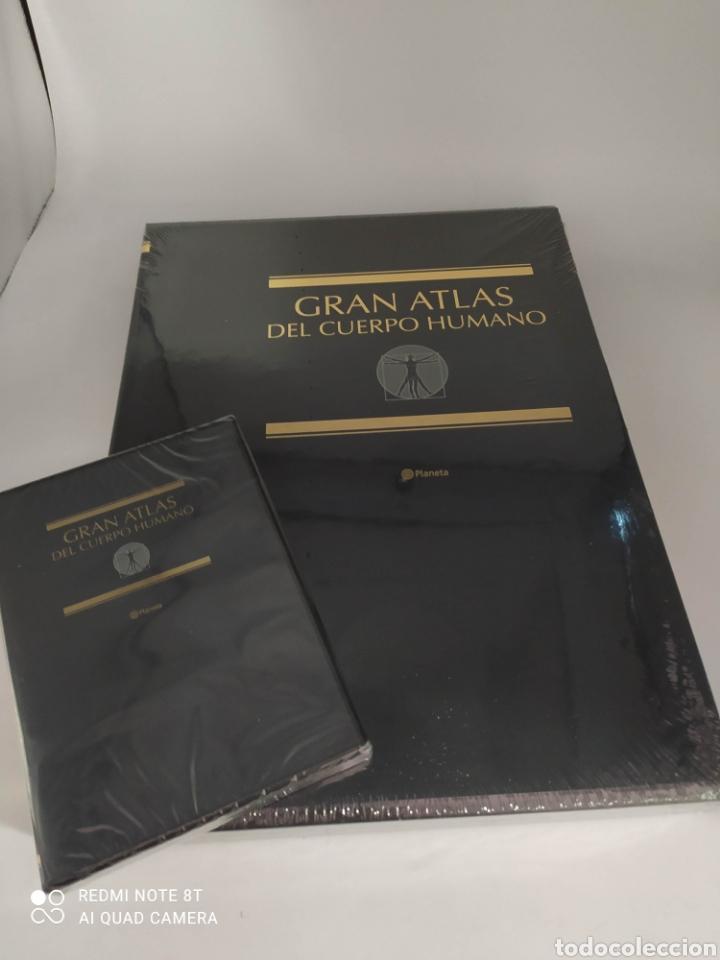 GRAN ATLAS DEL CUERPO HUMANO LIBRO MÁS DVD (Libros Nuevos - Humanidades - Geografía)