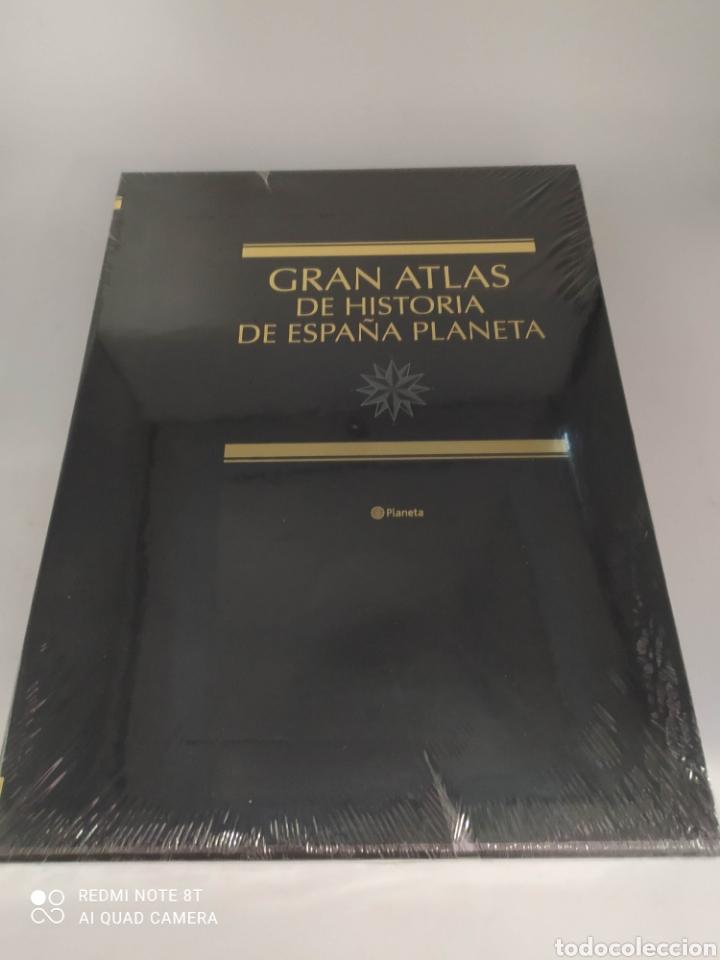 GRAN ATLAS DE HISTORIA DE ESPAÑA PLANETA (Libros Nuevos - Humanidades - Geografía)