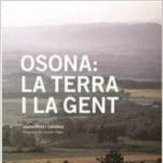 Libros: OSONA: LA TERRA I LA GENT. Lote 262942895
