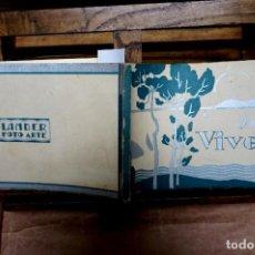 Libros: GONZALEZ PRIETO FERMIN. VIVERO.. Lote 263281315