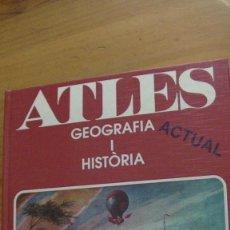 Libros: ATLES. GEOGRAFIA I HISTÒRIA . SALMA (CATALÀ). Lote 269400108