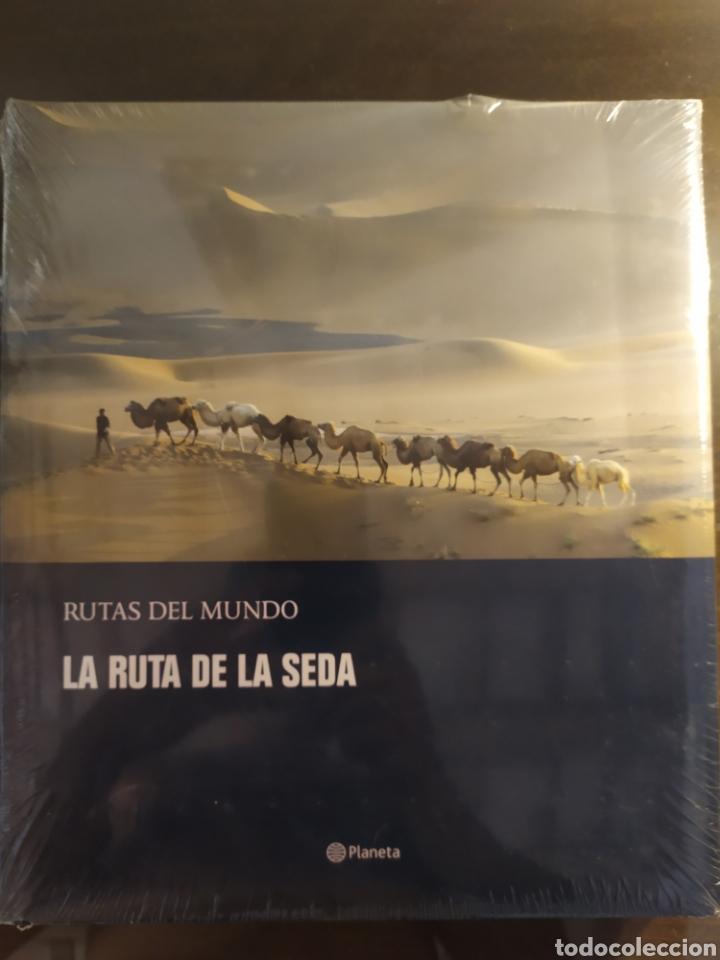 LA RUTA DE LA SEDA, RUTAS DEL MUNDO. EDITORIAL PLANETA. NUEVO (Libros Nuevos - Humanidades - Geografía)