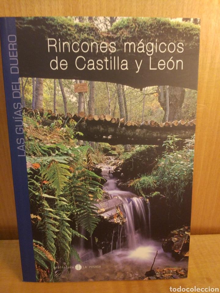 RINCONES MÁGICOS DE CASTILLA Y LEÓN (Libros Nuevos - Humanidades - Geografía)
