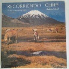 Libros: RECORRIENDO CHILE.NUEVAS IMPRESIONES.NORBERTO SEEBACH. ESPAÑOL-INGLÉS-ALEMÁN. Lote 270199203