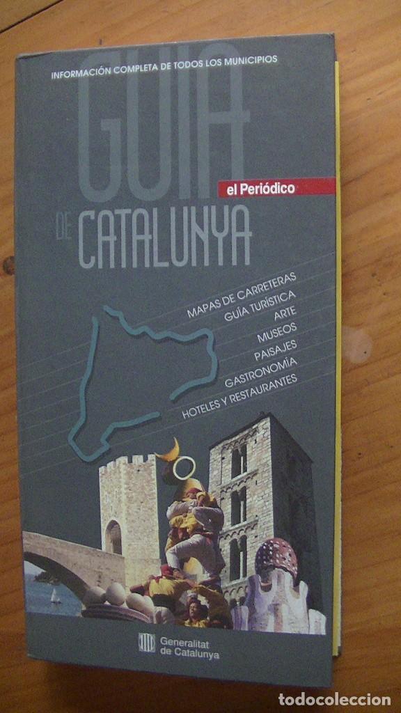 GUIA DE CATALUNYA EL PERIODICO (Libros Nuevos - Humanidades - Geografía)