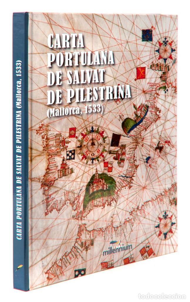 CARTA PORTULANA DE SALVAT PILESTRINA (Libros Nuevos - Humanidades - Geografía)