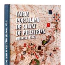 Libros: CARTA PORTULANA DE SALVAT PILESTRINA. Lote 270688248
