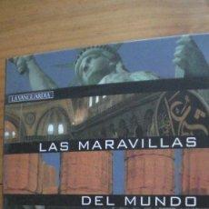 Libros: LAS MARAVILLAS DEL MUNDO (LA VANGUARDIA-1994). Lote 276225118