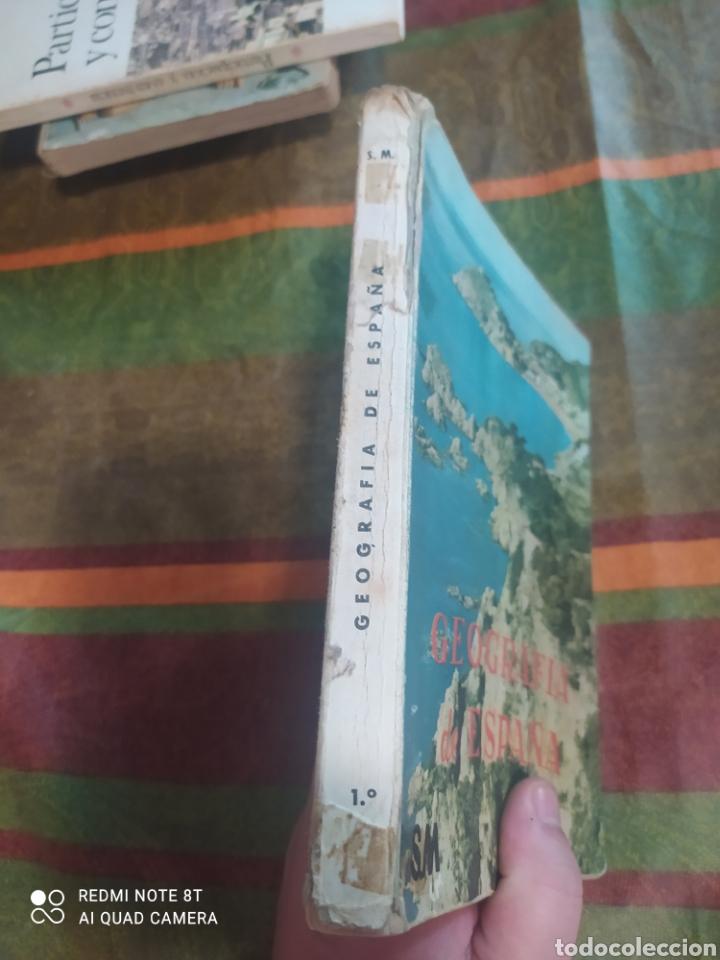 Libros: GEOGRAFÍA DE ESPAÑA 1 S.M. - Foto 2 - 277681228