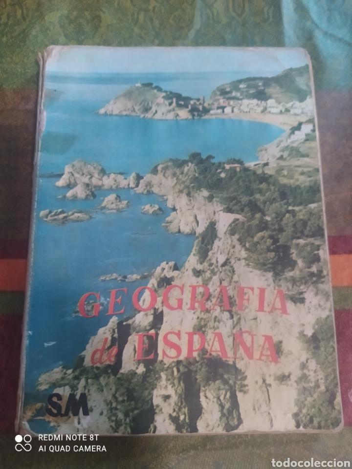 GEOGRAFÍA DE ESPAÑA 1' S.M. (Libros Nuevos - Humanidades - Geografía)