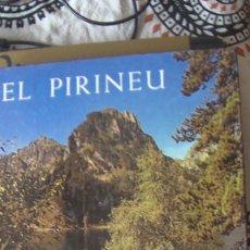 Libros: EL PIRINEU ESTANISLAU TORRES. F. CATALÀ ROCA. 1979 EDICIONS DESTINO. Lote 286766443