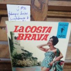 Libros: FABREGAS JAVIER. LA COSTA BRAVA..DE BLANES A PORT-BOU.. Lote 286289623