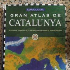 Libros: GRAN ATLAS DE CATALUNYA. Lote 288157608