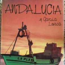 Libros: ANDALUCÍA GARCÍA LORCA. Lote 288158023