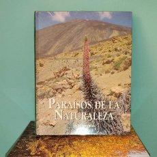 Libros: COLECCION COMPLETA PARAISOS DE LA NATURALEZA COMUNIDADES DE ESPAÑA 10 TOMOS A ESTRENAR. Lote 295294298