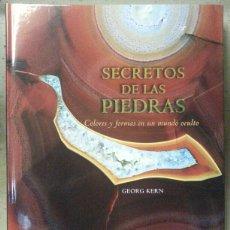Libros: SECRETOS DE LAS PIEDRAS. Lote 63287907