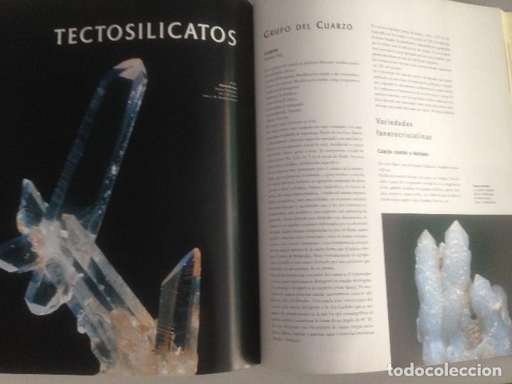 Libros: Minerales de España, premio al libro mejor editado, editorial Carroggio - Foto 3 - 207018791