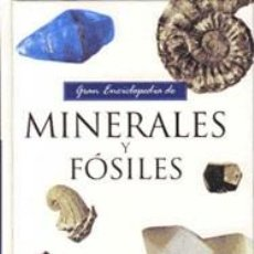 Libros: GRAN ENCICLOPEDIA DE MINERALES Y FOSILES. Lote 121418235