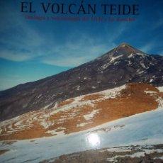Libros: EL VOLCAN TEIDE - 1. Lote 122845307