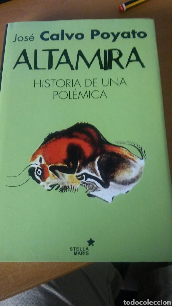 ALTAMISA HISTORIA DE UNA POLÉMICA.JOSÉ CALVO POYATO (Libros Nuevos - Ciencias, Manuales y Oficios - Geología)