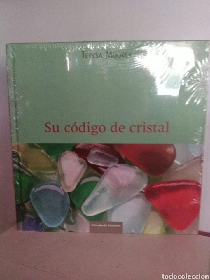 SU CÓDIGO DE CRISTAL. (Libros Nuevos - Ciencias, Manuales y Oficios - Geología)
